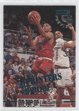 1995-96 Classic Rookies Preview - [Base] - Pro Line Printer's Proof #HP5 - Damon Stoudamire