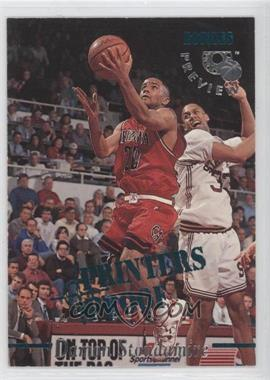 1995-96 Classic Rookies Preview [???] Printer's Proof #H15 - Damon Stoudamire