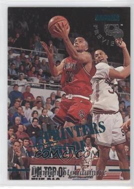 1995-96 Classic Rookies Preview Pro Line Printer's Proof #HP5 - Damon Stoudamire