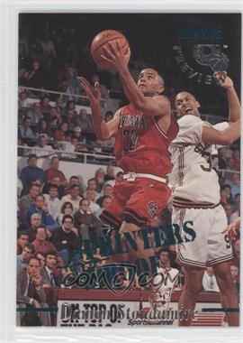 1995-96 Classic Rookies Preview Pro Line Printer's Proof #HP5 - Damon Stoudamire