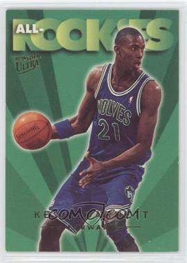 1995-96 Fleer Ultra - All-Rookies #3 - Kevin Garnett