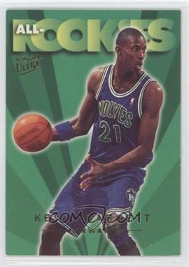 1995-96 Fleer Ultra All-Rookies #3 - Kevin Garnett