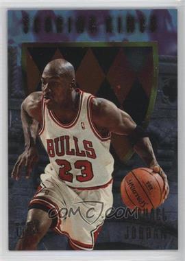 1995-96 Fleer Ultra Scoring Kings #4 - Michael Jordan