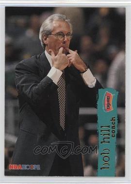 1995-96 NBA Hoops - [Base] #192 - Bob Hill