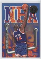 Anthony Mason, Chucky Brown