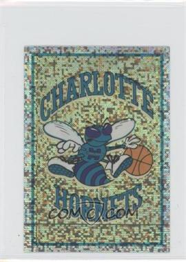 1995-96 Panini Album Stickers #78 - Charlotte Hornets Team