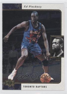 1995-96 SP #130 - Ed Pinckney