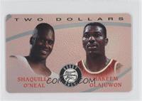 Shaquille O'Neal, Hakeem Olajuwon /862