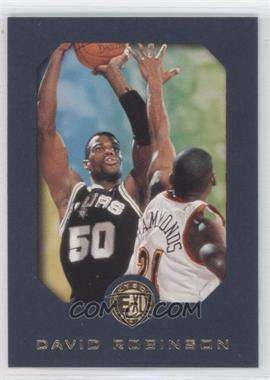 1995-96 Skybox E-XL Blue #75 - David Robinson