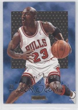 1995-96 Skybox E-XL Natural Born Thrillers #1 - Michael Jordan