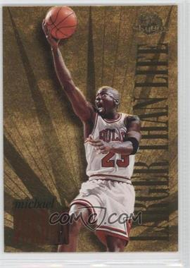 1995-96 Skybox Premium Larger than Life #L1 - Michael Jordan