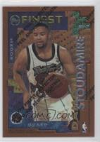 Damon Stoudamire, Willie Anderson