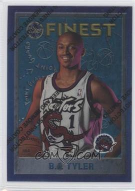 1995-96 Topps Finest #202 - B.J. Tyler