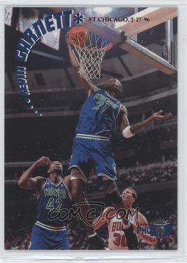 1995-96 Topps Gallery Photo Gallery #PG15 - Kevin Garnett