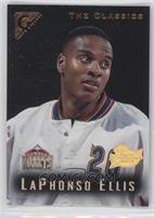 LaPhonso Ellis