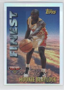 1995-96 Topps Mystery Finest Refractor #M 9 - Mookie Blaylock