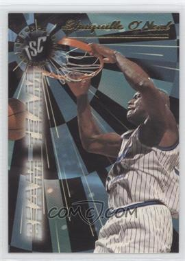 1995-96 Topps Stadium Club Beam Team #BT6 - Shaquille O'Neal