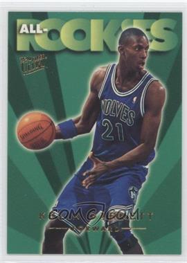 1995-96 Ultra All-Rookies #3 - Kevin Garnett