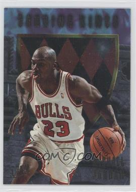 1995-96 Ultra Scoring Kings #4 - Michael Jordan