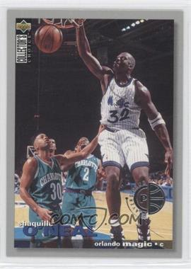 1995-96 Upper Deck Collector's Choice - [Base] - Player's Club #286 - Shaquille O'Neal