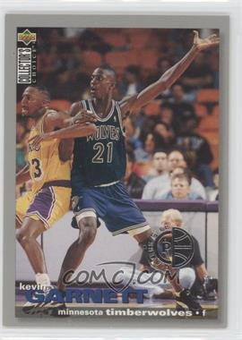 1995-96 Upper Deck Collector's Choice Player's Club #275 - Kevin Garnett