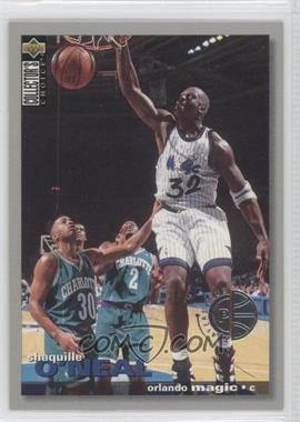 1995-96 Upper Deck Collector's Choice Player's Club #286 - Shaquille O'Neal