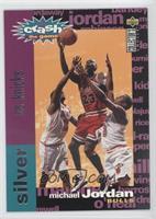 Michael Jordan vs. knicks