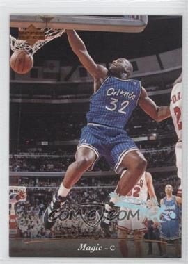 1995-96 Upper Deck Electric Court #95 - Shaquille O'Neal