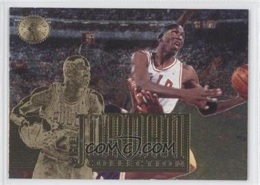 1995-96 Upper Deck Multi-Product Insert The Jordan Collection #JC24 - Michael Jordan