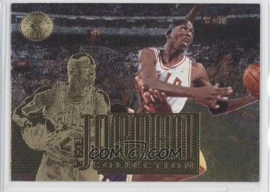 1995-96 Upper Deck Multi-Product Insert The Jordan Collection #JC24 - Michael Jordan