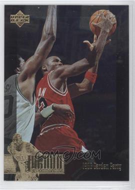 1995-96 Upper Deck The Jordan Collection #JC13 - Michael Jordan