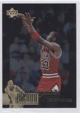 1995-96 Upper Deck The Jordan Collection #JC14 - Michael Jordan
