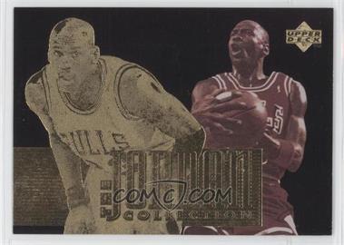 1995-96 Upper Deck The Jordan Collection #JC16 - Michael Jordan