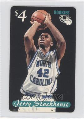 1995 Classic Rookies - Phone Cards $4 #140 - Jerry Stackhouse /6334