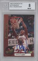 Clifford Rozier /2500 [BGS 8]