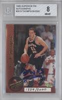 Brooks Thompson /2000 [BGS 8]