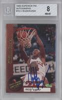 Clifford Rozier /2500 [BGS8]
