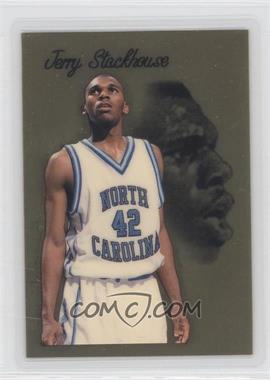 1995 Collect-A-Card Pro Draft 24kt Gold #JEST - Jerry Stackhouse