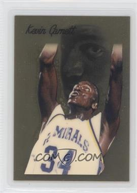 1995 Collect-A-Card Pro Draft 24kt Gold #KEGA - Kevin Garnett