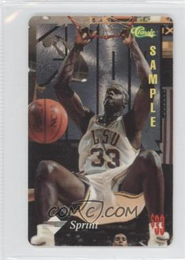 1995 Phone Card Shaquille O'Neal [???] #N/A - Shaquille O'Neal