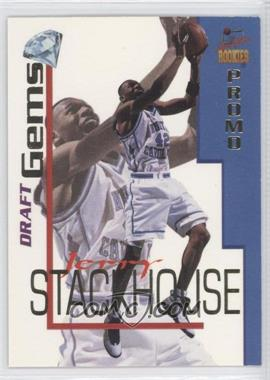 1995 Signature Rookies Draft Day Draft Gems [???] #N/A - Jerry Stackhouse