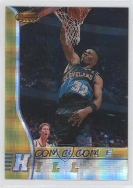 1996-97 Bowman's Best - [Base] - Atomic Refractor #68 - Tyrone Hill