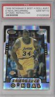 Shaquille O'Neal, Alonzo Mourning [PSA 10]
