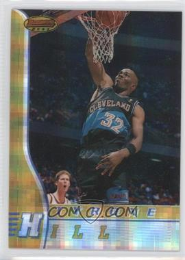 1996-97 Bowman's Best Atomic Refractor #68 - Tyrone Hill