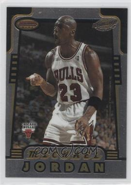 1996-97 Bowman's Best Honor Roll #HR2 - Michael Jordan, Hakeem Olajuwon