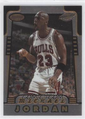 1996-97 Bowman's Best Honor Roll #HR2 - Michael Jordan, Hakeem Olajuwon