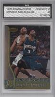 Shareef Abdur-Rahim [ENCASED]
