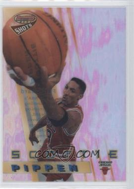 1996-97 Bowman's Best Shots #BS1 - Scottie Pippen