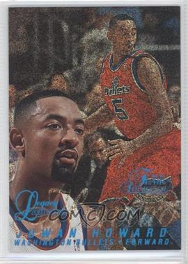 1996-97 Flair Showcase Legacy Collection Row 0 #5 - Juwan Howard /150