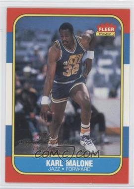 1996-97 Fleer Decade of Excellence #5 - Karl Malone